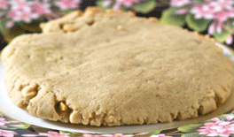 P-Nut Butter Cookie